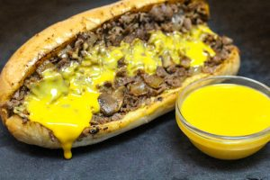 forefathers cheesesteak tempe