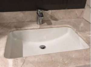 porcelian Sink